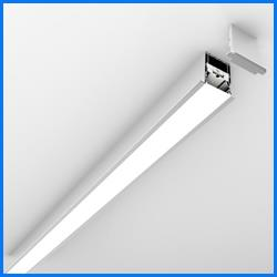 SS7080 RECESSED LED LINEAR LIGHT